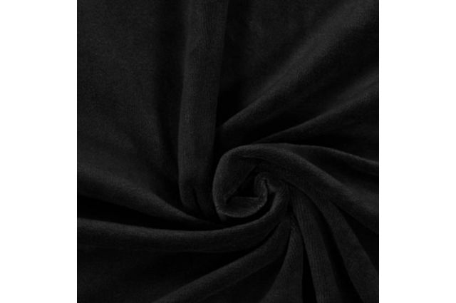 Velūra Pavasara melns,  0.90x1.80m Satīna palagi TavsSapnis