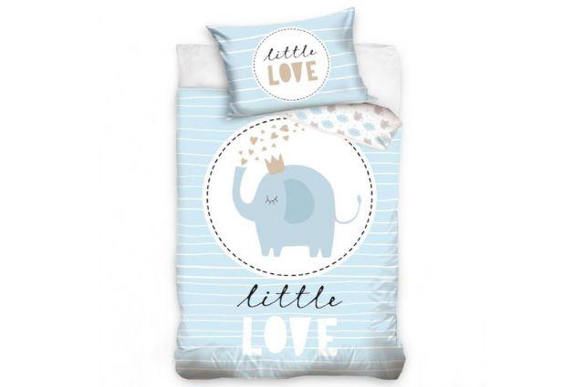 Premium gultas veļa Little love|Satīna palagi|TavsSapnis