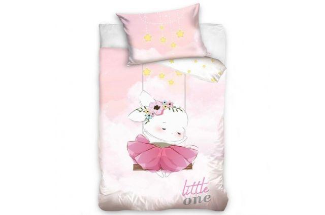 Premium gultas veļa Little one|Satīna palagi|TavsSapnis