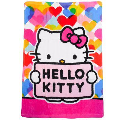 Dvielis 40x60cm Hello Kitty|Vaikams|TavsSapnis