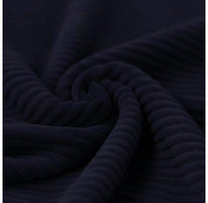 Velūra trikotāža tumši zila, 0.85x1.50m|Audumi|TavsSapnis