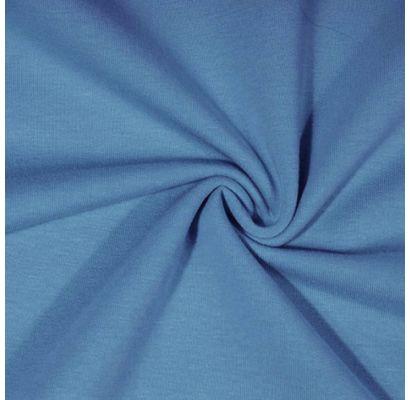 Cilpiņu trikotāža gaiši zils, 0.75x1.70m|Audumi|TavsSapnis