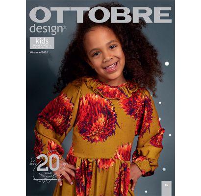 Ottobre design Winter 6/2020|Audiniai|TavsSapnis