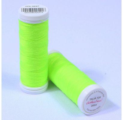 neona zaļa |Audumi|TavsSapnis