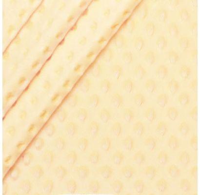 Minky audums ir ļoti viegls persiks, 0.95x1.50m|Audumi|TavsSapnis