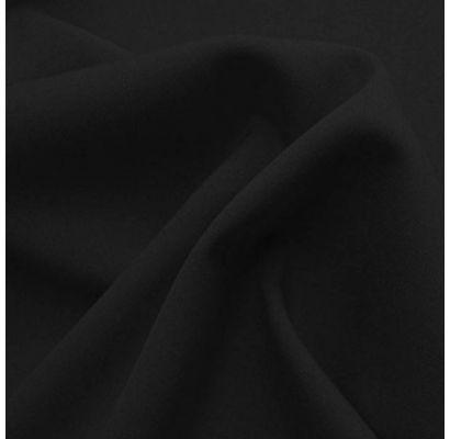 Gabardīns melnā krāsā|Audiniai|TavsSapnis