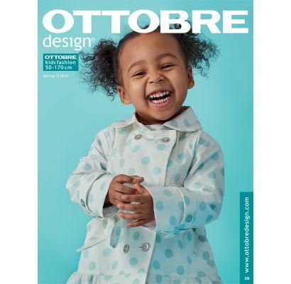 Ottobre design Spring 1/2019|Audumi|TavsSapnis