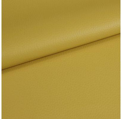 Mākslīgā āda Dolaro vāji dzeltens, 1.40x1.40m|Audiniai|TavsSapnis