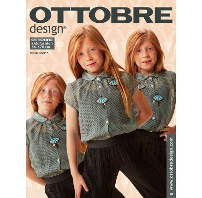 Ottobre design Winter 6/2017|Audiniai|TavsSapnis