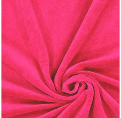 Spilgta rozā velūra atlikums, 1.35x1.60m|Audumi|TavsSapnis