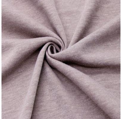 Adīts audums Veca gaiša ceriņu melanža|Šilti, megzti audiniai|TavsSapnis