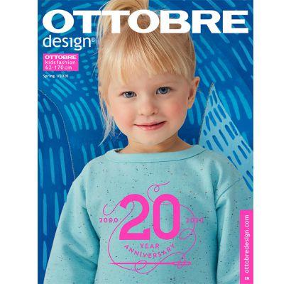 Ottobre design Spring 1/2020|Audumi|TavsSapnis