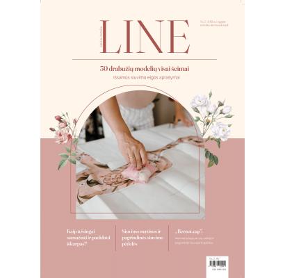LINE 2021 m. augusts|Audumi|TavsSapnis