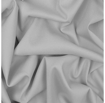 Kokvilnas audums Premium gaiši pelēks, 0.95x1.40m|Audumi|TavsSapnis