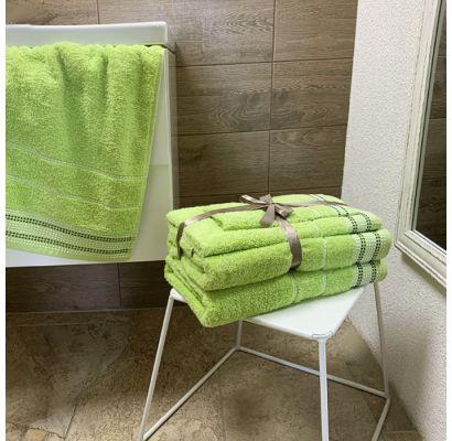 3 daļu dvieļu komplekts|Vannas istabas|TavsSapnis