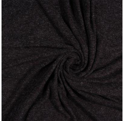 Trikotāžas vilna Tumši pelēka, 0.70x1.50m|Audiniai|TavsSapnis