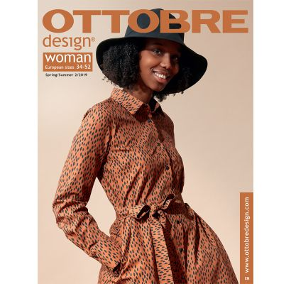 Ottobre design Woman Spring/Summer 2/2019|Audiniai|TavsSapnis