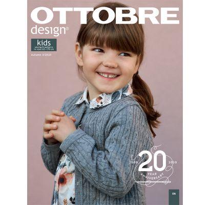 Ottobre design Autumn 4/2020|Audiniai|TavsSapnis