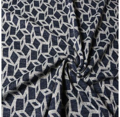 Krāšņa žakarda trikotāža|Storesni audiniai|TavsSapnis