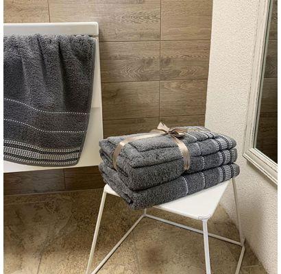3 daļu dvieļu komplekts|Mājas preces|TavsSapnis